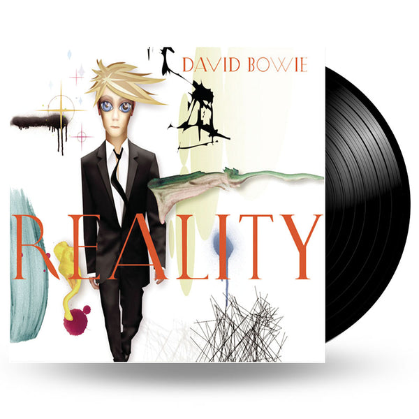 DAVID BOWIE - REALITY - LP