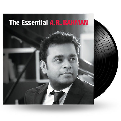 A.R.RAHMAN - THE ESSENTIAL - 2LP