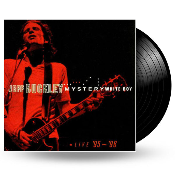 JEFF BUCKLEY - MYSTERY WHITE BOY - 2LP