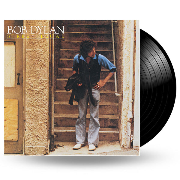 Bob Dylan - Street-Legal - LP