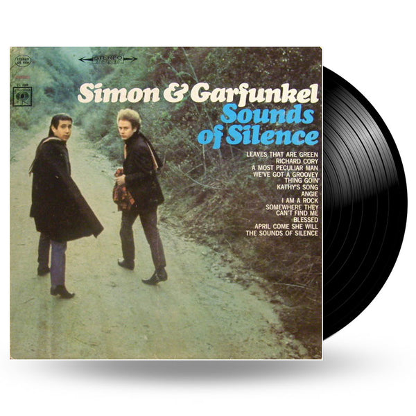Simon Amp Garfunkel Sounds Of Silence Lp New Releases