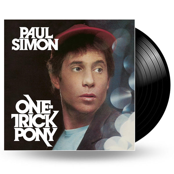 PAUL SIMON - ONE TRICK PONY - LP