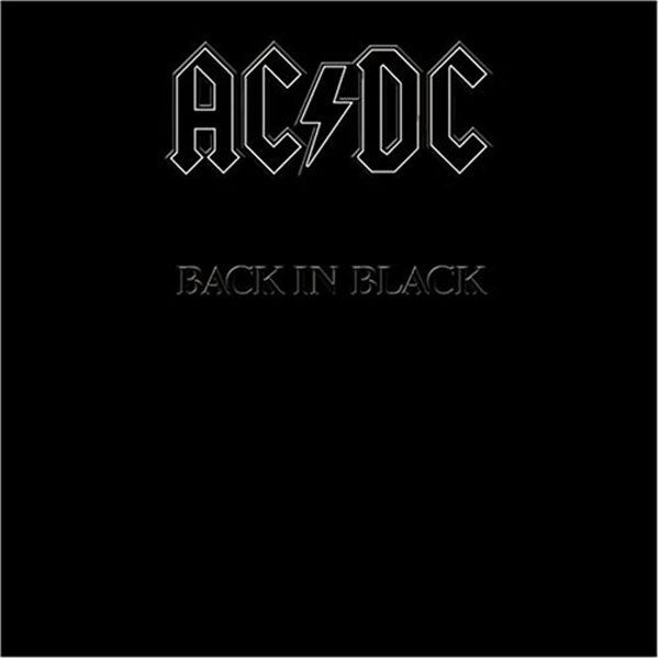 AC/DC - BACK IN BLACK & FOO FIGHTERS - FOO FIGHTERS