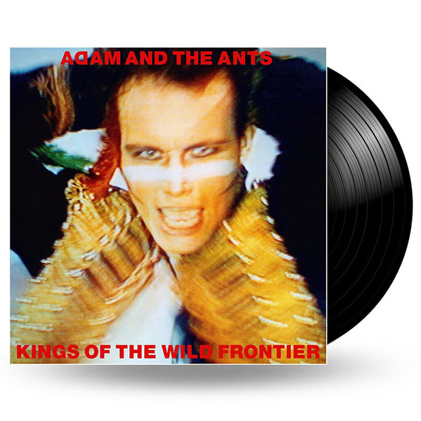 ADAM & THE ANTS - KINGS OF THE WILD FRONTIER - LP