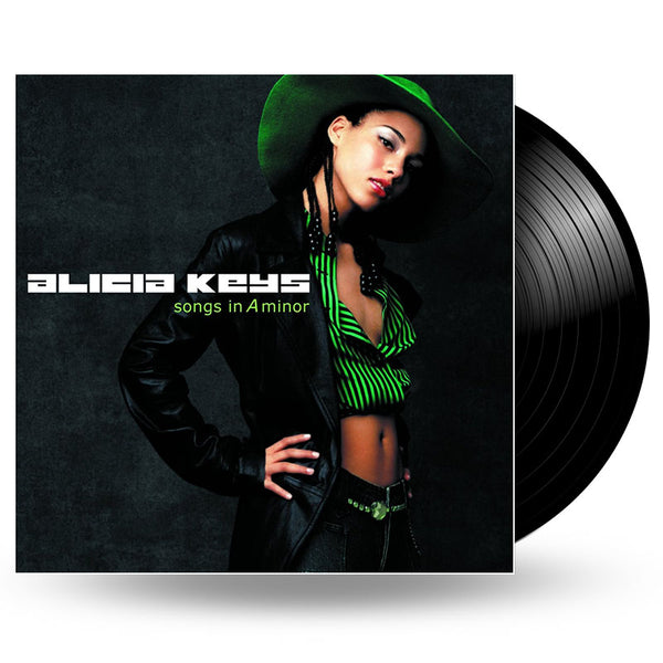 ALICIA KEYS  - SONGS IN A MINOR - 2LP