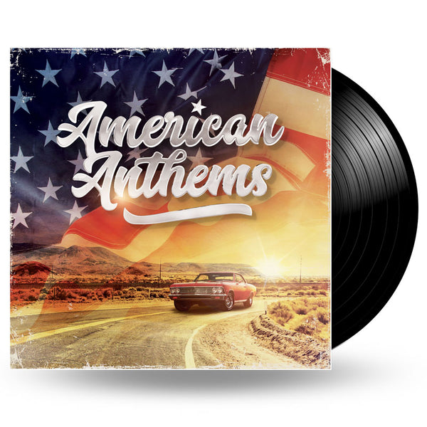 AMERICAN ANTHEMS - Various Artists - 2LP