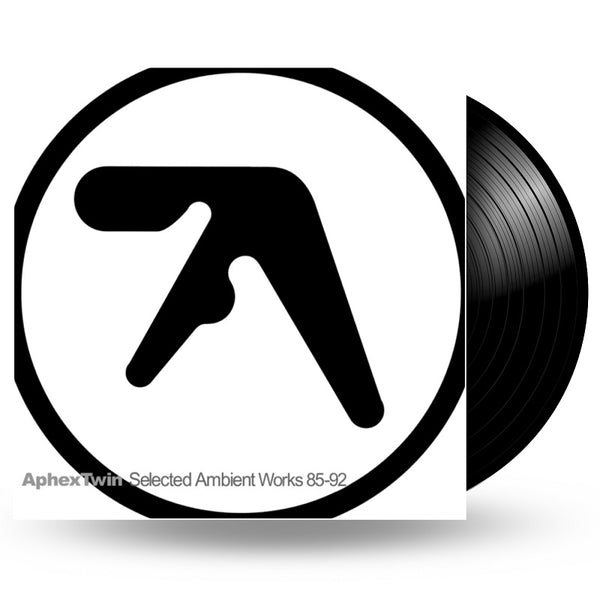 APHEX TWIN - SELECTED AMBIENT WORKS 85-92 - 2LP