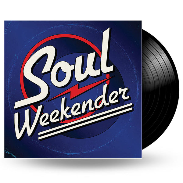 SOUL WEEKENDER - Various Artists - 2LP