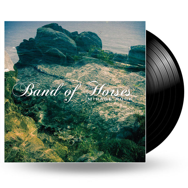 BAND OF HORSES - MIRAGE ROCK - LP