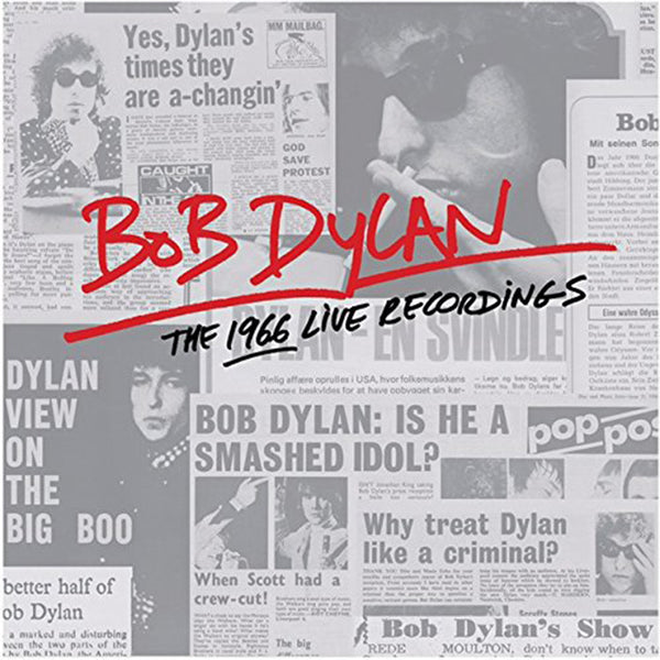 BOB DYLAN - THE 1966 LIVE RECORDINGS - BOXSET