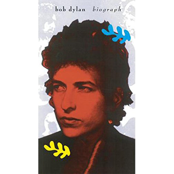 BOB DYLAN - BIOGRAPH (DISPLAY BOX) - BOXSET