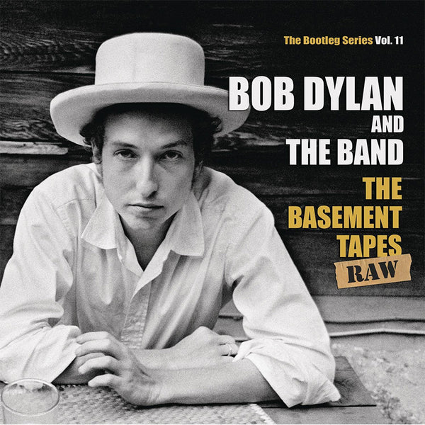 BOB DYLAN - THE BASEMENT TAPES RAW: THE BOOTLEG SERIES VOL. 11 - BOXSET