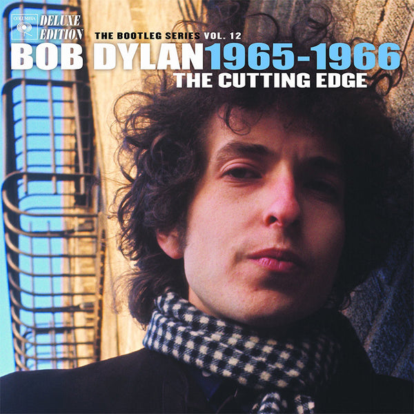 BOB DYLAN - THE CUTTING EDGE 1965-1966: THE BOOTLEG SERIES, VOL.12 (DELUXE EDITION) - BOXSET
