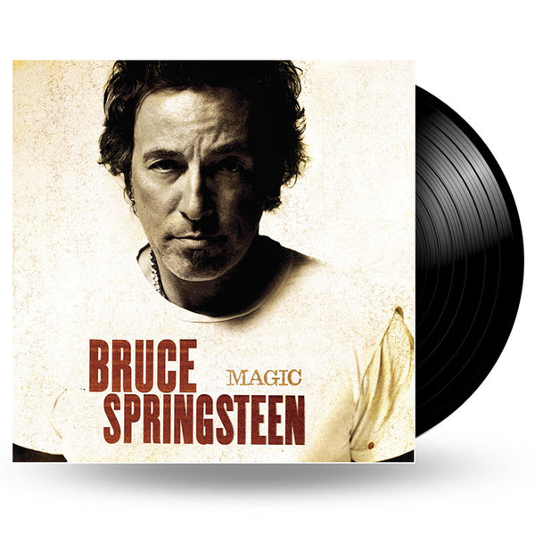 BRUCE SPRINGSTEEN - MAGIC - LP