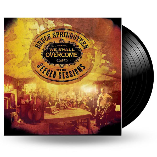 BRUCE SPRINGSTEEN - WE SHALL OVERCOME: THE SEEGER SESSIONS - LP