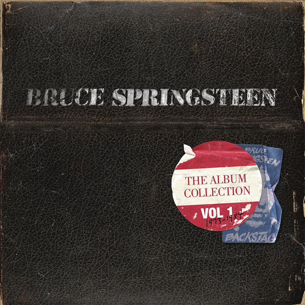 BRUCE SPRINGSTEEN - THE ALBUMS COLLECTION VOL. 1 (1973-1984) - BOXSET