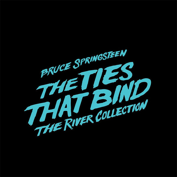BRUCE SPRINGSTEEN - THE TIES THAT BIND: THE RIVER COLLECTION - BOXSET