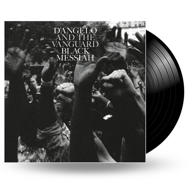D'ANGELO AND THE VANGUARD - BLACK MESSIAH VINYL - LP