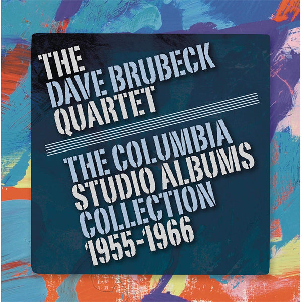 THE DAVE BRUBECK QUARTET - THE COMPLETE COLUMBIA STUDIO ALBUMS COLLECTION - BOXSET