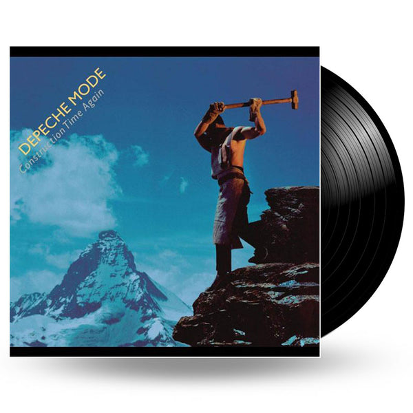 DEPECHE MODE - CONSTRUCTION TIME AGAIN - LP