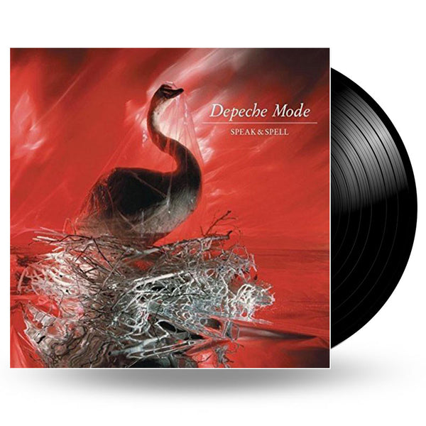 DEPECHE MODE - SPEAK AND SPELL - LP