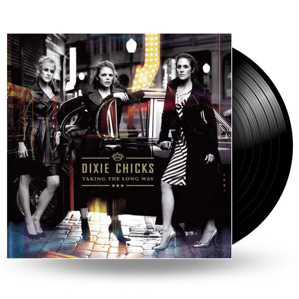 DIXIE CHICKS - TAKING THE LONG WAY - 2LP