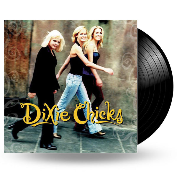DIXIE CHICKS - WIDE OPEN SPACES - LP