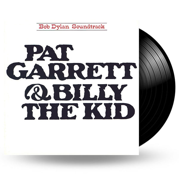 Bob Dylan - Pat Garrett & Billy The Kid - LP