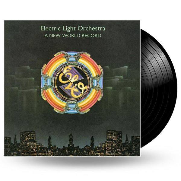 ELECTRIC LIGHT ORCHESTRA - A NEW WORLD RECORD - LP