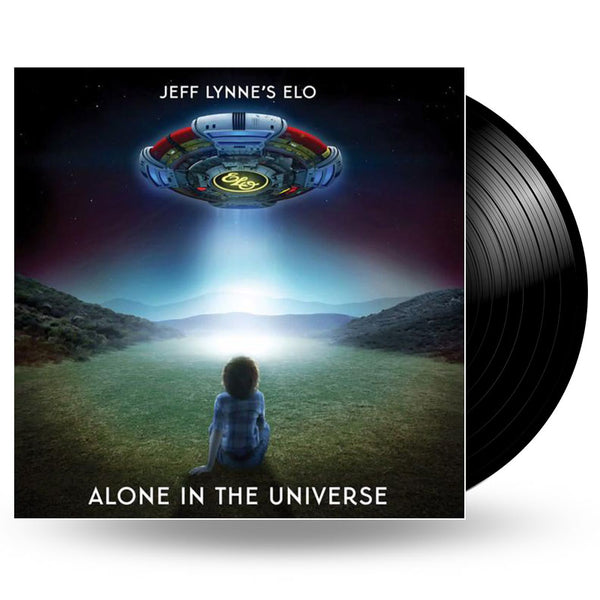 ELO - JEFF LYNNE'S ELO - ALONE IN THE UNIVERSE - LP
