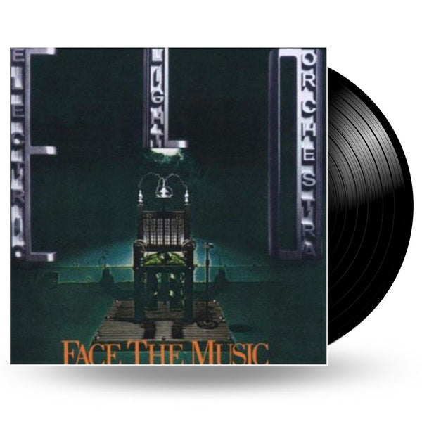 ELECTRIC LIGHT ORCHESTRA - FACE THE MUSIC - LP