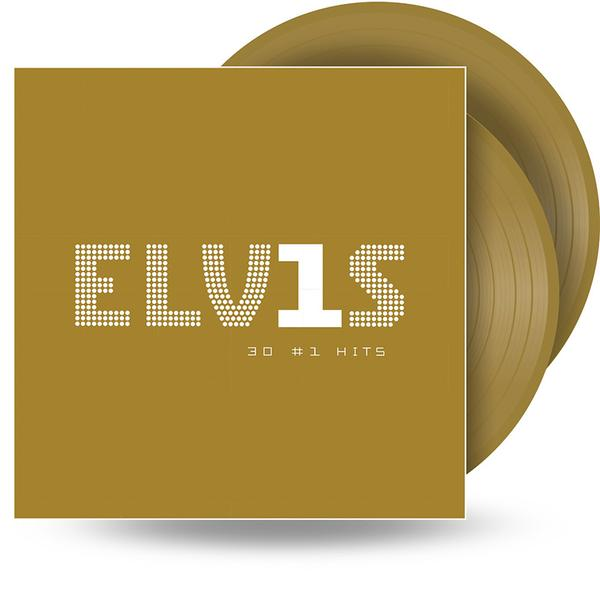 ELVIS PRESLEY - 30 #1HITS - Colour 2LP