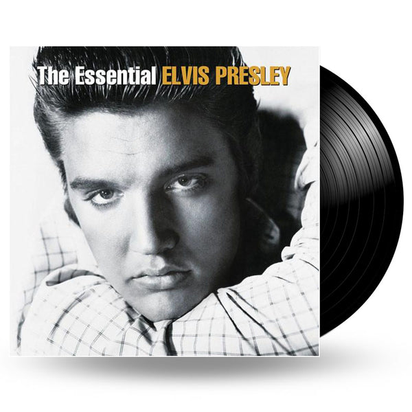 ELVIS PRESLEY - THE ESSENTIAL ELVIS PRESLEY - 2LP O2