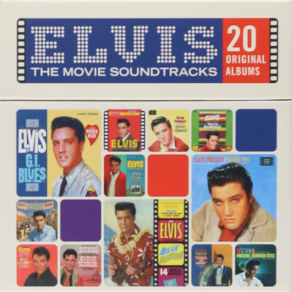 ELVIS PRESLEY  - THE PERFECT ELVIS PRESLEY SOUNDTRACK COLLECTION - BOXSET