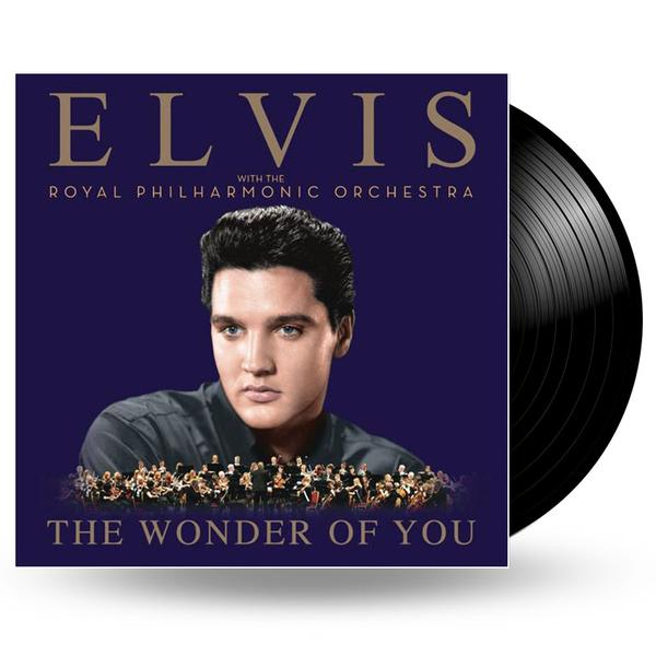 Elvis Presley - The Wonder of You: Elvis Presley with The Royal Philharmonic Orchestra - LP