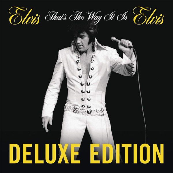 ELVIS PRESLEY - THAT'S THE WAY IT IS - BOXSET