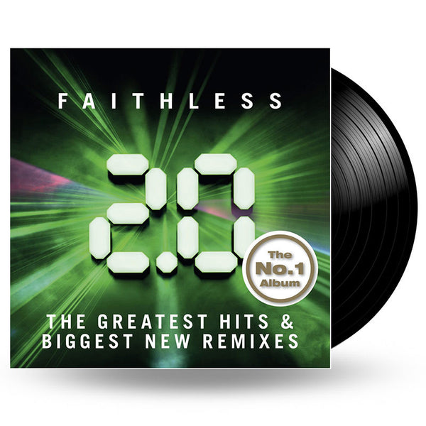 FAITHLESS - FAITHLESS 2.0 - LP