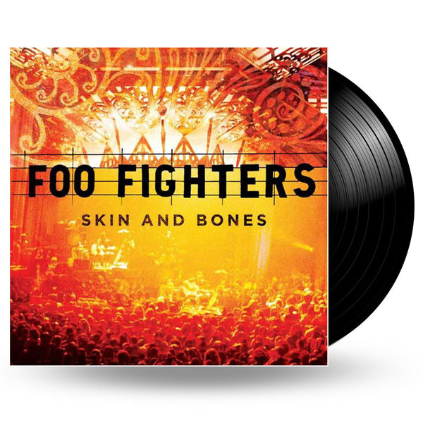 FOO FIGHTERS - SKIN AND BONES VINYL - 2LP