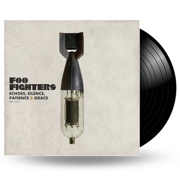 FOO FIGHTERS - ECHOES, SILENCE, PATIENCE & GRACE VINYL - 2LP