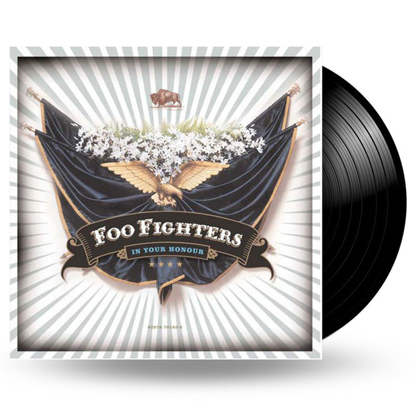 FOO FIGHTERS - IN YOUR HONOR VINYL - 2LP