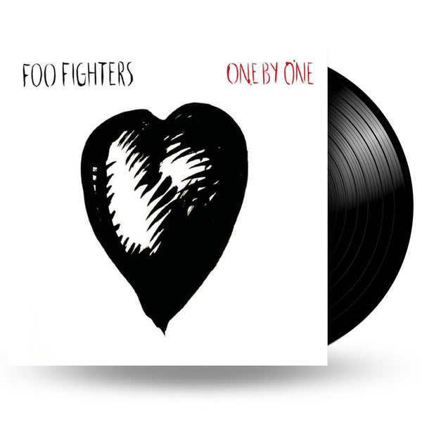 FOO FIGHTERS - ONE BY ONE VINYL - 2LP