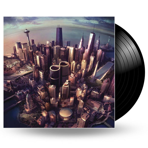 FOO FIGHTERS - SONIC HIGHWAYS VINYL - LP