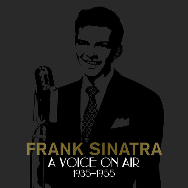 FRANK SINATRA - A VOICE ON AIR (1935-1955) - BOXSET