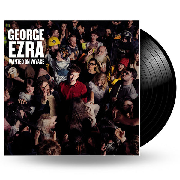 GEORGE EZRA - WANTED ON VOYAGE - LP