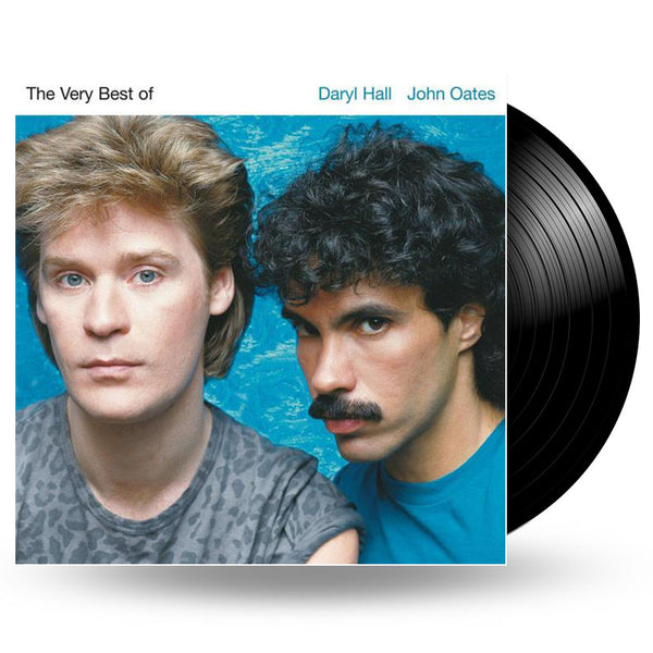 DARYL HALL & JOHN OATES - THE VERY BEST OF DARYL HALL JOHN OATES - 2LP