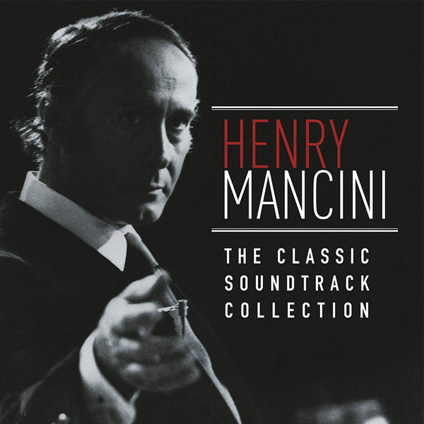 HENRY MANCINI - THE CLASSIC SOUNDTRACK COLLECTION - BOXSET