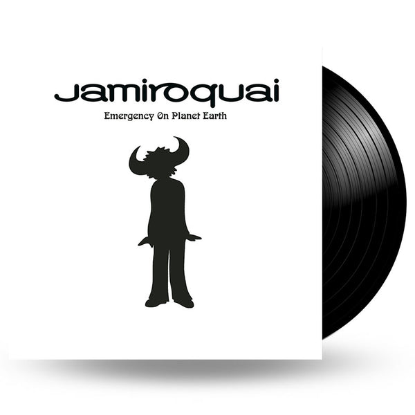 JAMIROQUAI - EMERGENCY ON PLANET EARTH - 2LP