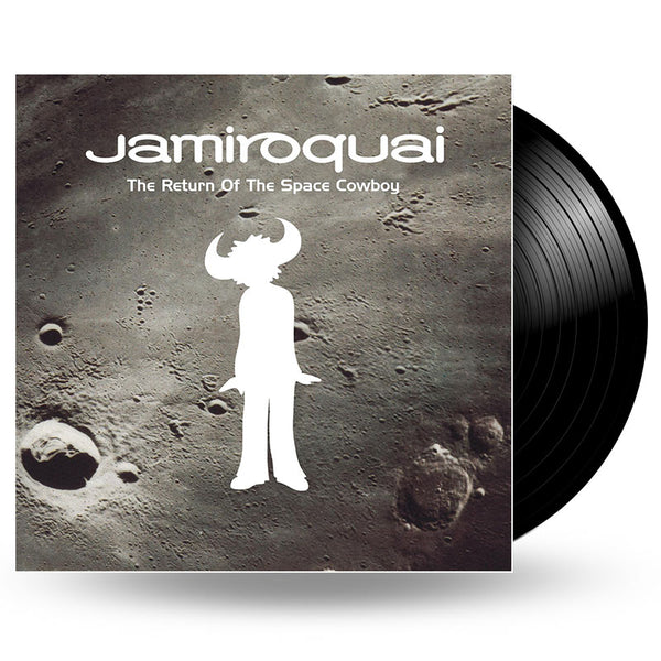 JAMIROQUAI - THE RETURN OF THE SPACE COWBOY - 2LP
