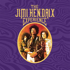 THE JIMI HENDRIX EXPERIENCE - THE JIMI HENDRIX EXPERIENCE (8-LP VINYL BOX SET) - BOXSET