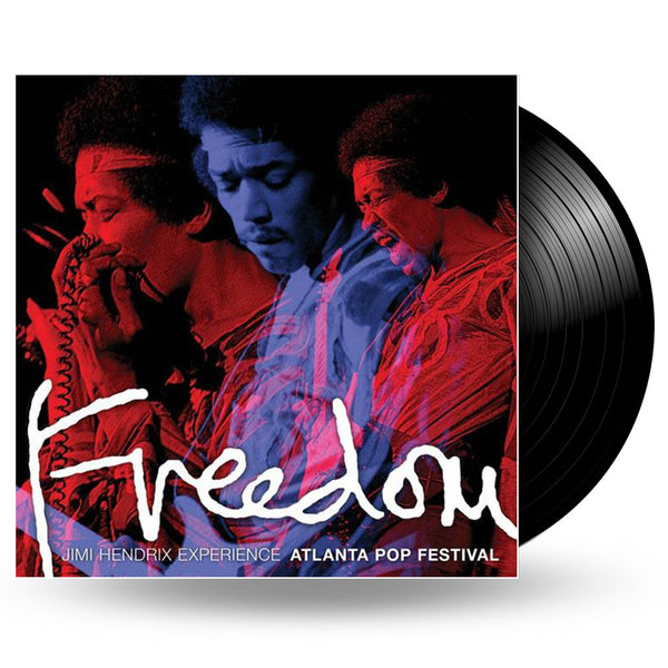 THE JIMI HENDRIX EXPERIENCE - FREEDOM: ATLANTA POP FESTIVAL - LP